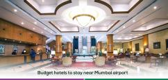 Hotel in Vile Parle East - The Orchid Hotel