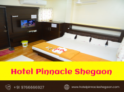 Lodge in shegaon