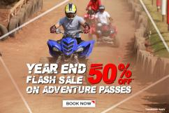 Get set for your off-road adventure with Atv ride