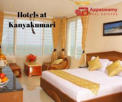 Hotels at Kanyakumari