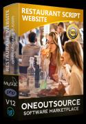 Hotel & Restaurant Website Script