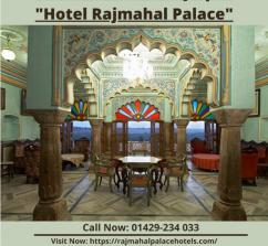 Book Your Next Stay at One of the Best Palace Hotels Near Jaipur