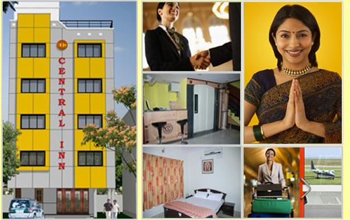 Excellent lodging services in MG road Near Garuda mall Bangalore