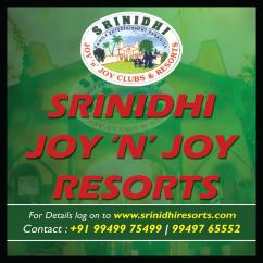 Srinidhi Resorts In Hyderabad ( Complete Family Entertainment Paradise )