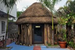 3 Star Garden Resort restaurant in Melmaruvathur