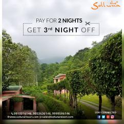 Get Drenched in This Monsoon at The Solluna Resort