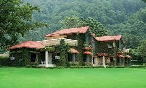 Corbett national park resorts
