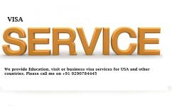 USA CANADA and other countries visa services
