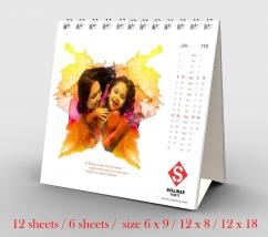 Calender Printing Collection In Dolly Rasa Personalized Gift Showroom
