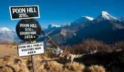 Ghorepani poonhill Trek 9 Days NEPAL tour