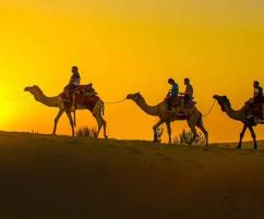 North india tour package - Rajasthan Tours with Nepal & Varanasi