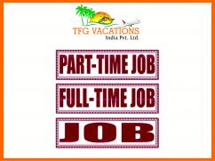 tourism company hirirng candidates for tourism promoter
