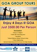 GOA GROUP TOURS PACKAGE CHECK OUT AT TRAVELLADDER