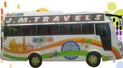 Mini bus hire Travels in chennai