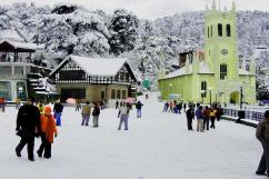 shimla manali honeymoon rs 33000 per one couple for 4 days with hotel