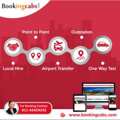 Bookingcabs is the best Online Cab Booking Portal