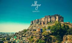 Enjoy a Royal Holiday in the Blue City- Jodhpur