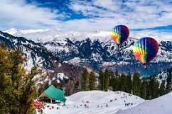 .Summer Manali Volvo Packages