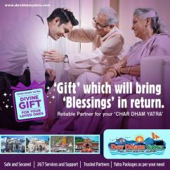 Char Dham Yatra 2021 Tour Package - Devdham Yatra