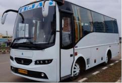 Hire 19 seat executive mini coaches-Luxury 19 seat mini bus rental