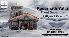 Kedarnath Yatra Fixed Departure From Mumbai
