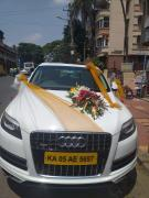 Luxury car rental for wedding in Bangalore Rent Luxury car hire in Bangalore