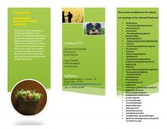 recruitment consultancy services in agriculture