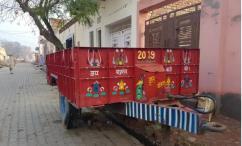 Dumper 2 by 6 by10 in Thaska Village (Hisar)