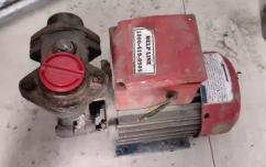 Crompton greave 1/2 horse power water motor