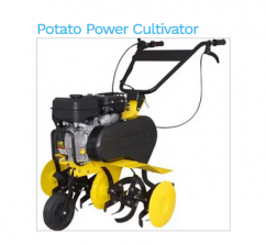 Potato Power Cultivator