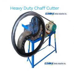 Heavy Duty Chaff Cutter