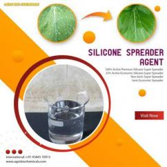 Silicone Spreader Agent - Agriculture