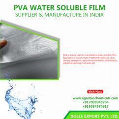 Water Soluble Film Suppliers and Manufactures