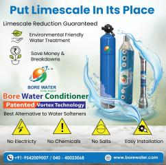 Natural Water Conditioner Manufacturers in Hyderabad