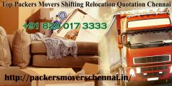 Movers And Packers In Chennai For Satisfaction Migration