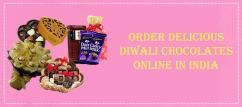 Online Diwali Chocolates Delivery in India on Best Price