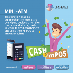 Be a Channel Partner and make your business pocket-sized with RealCash