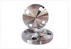 CARBON STEEL BLIND FLANGES MANUFACTURER SUPPLIER IN INDIA