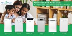 Air Purifiers By Air Concept For Your Daily Fresh And Pollution Free Air