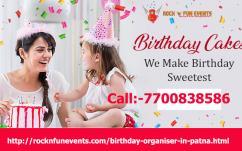 Birthday Party Organiser in PatnaBirthday Planner Patna.