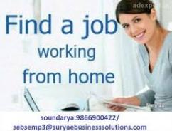 Online advertising work as part/ full time from home
