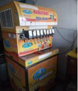 soda flavor machine for shop or vehicle