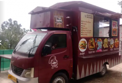 Food truck(Tata ace) well condition