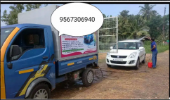 Mobile car wash unit for sale in palakkad