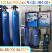 NEW RO WATER PLANTS and CHILLER AVAILABLE AT DISCOUNTED PRICE