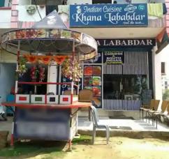 Running khana lababdar restaurant for sell
