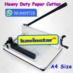 PAPER CUTTING MACHINE PRICE IN GURGAON