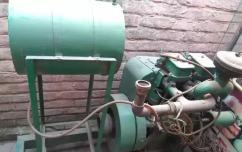 10 kv generator single phase in good condition
