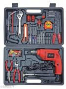 drill machine with tool kit