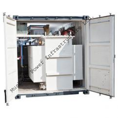 Unitized Package Substation transformer  manufacturer, exporter in India